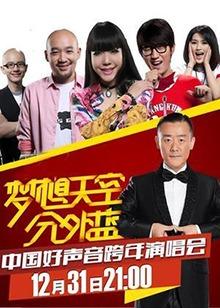 浙江卫视2013梦想天空分外蓝中国好声音跨年演唱会