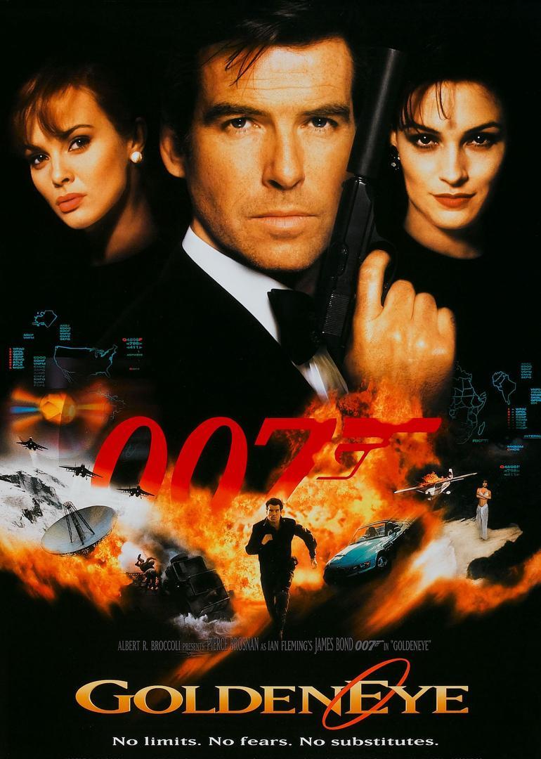 007之黄金眼