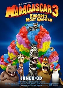 马达加斯加3:欧洲大围捕