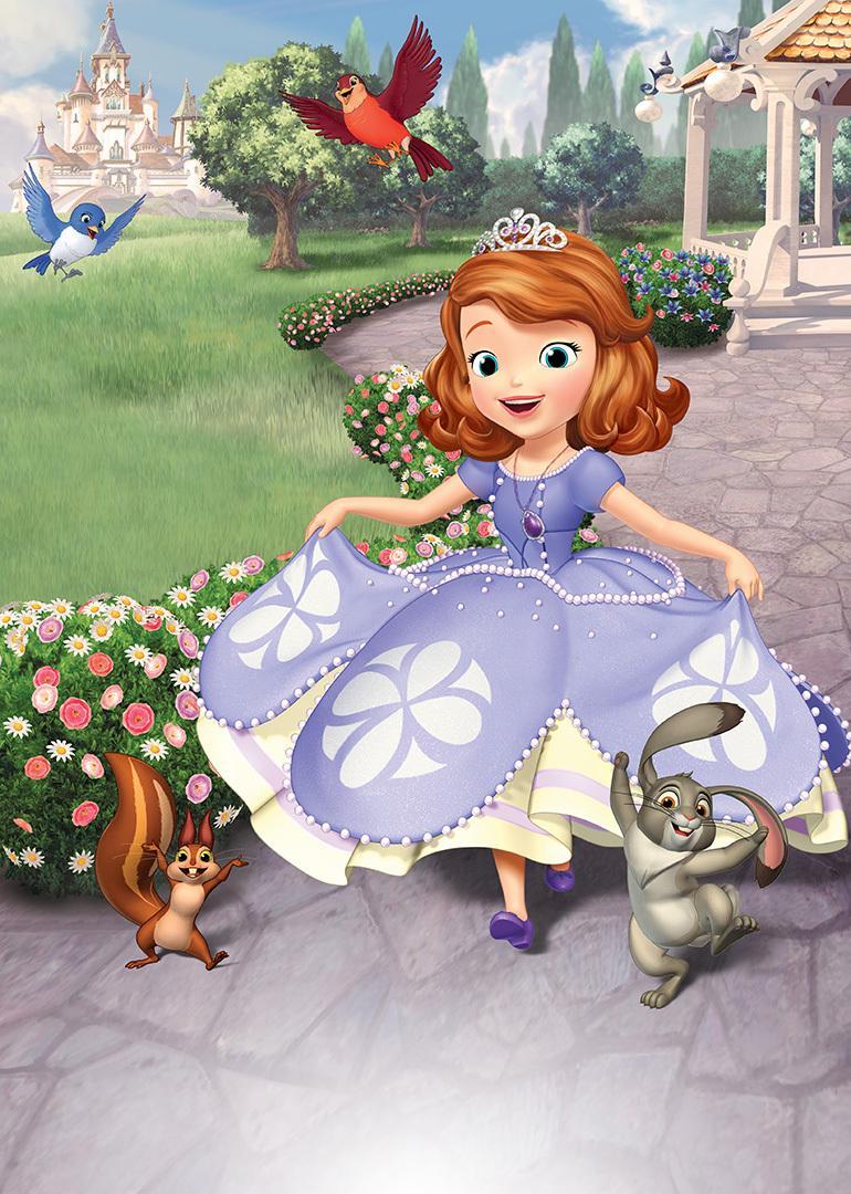<B>小公主</B><B>苏菲亚</B> 第二季英文版