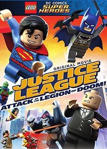 乐高DC超级<B>英雄</B>:正义<B>联盟</B>之末日军团的进攻