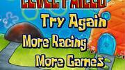 【月牙】奔跑吧海绵宝宝驾驶汉堡车小游戏